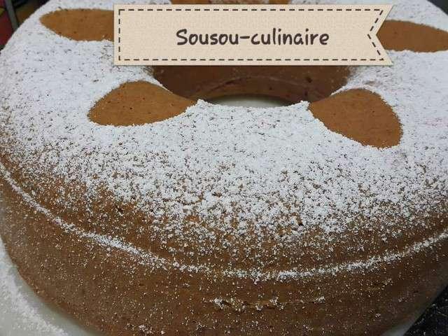 Recette Cake Spongieux