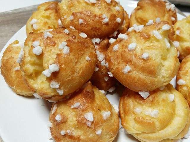 Recettes de chouquettes for Blog de cuisine facile