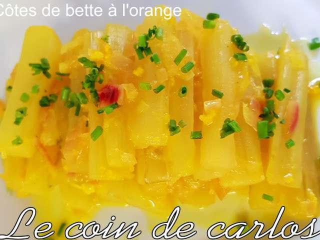 Recettes de bette - Cuisiner les cotes de bettes ...