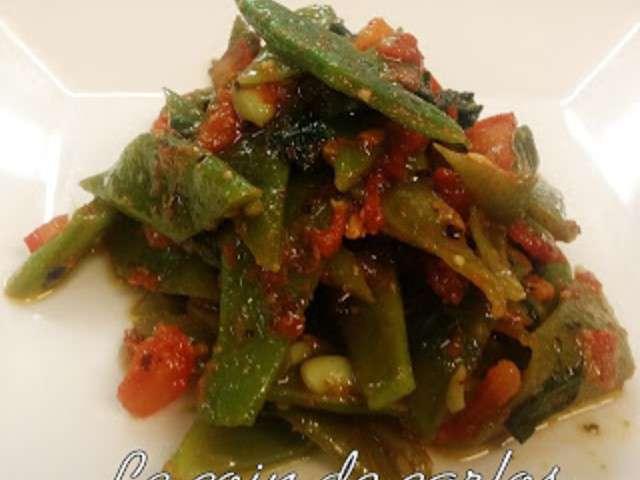 Recettes de haricots plats - Cuisiner les haricots plats ...