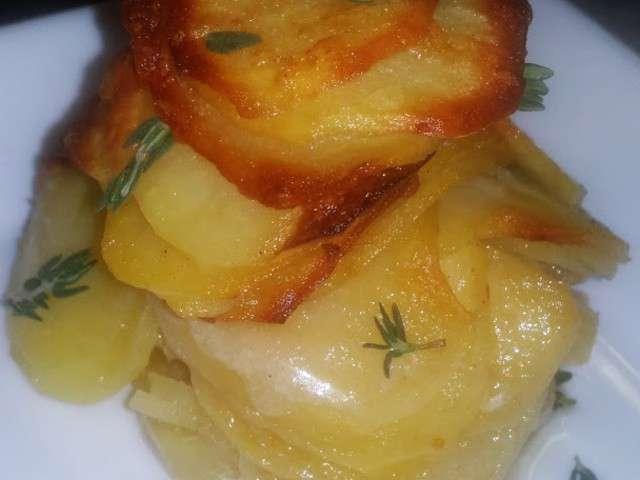 Recettes de mille feuilles et pomme de terre - Feuille pomme de terre ...
