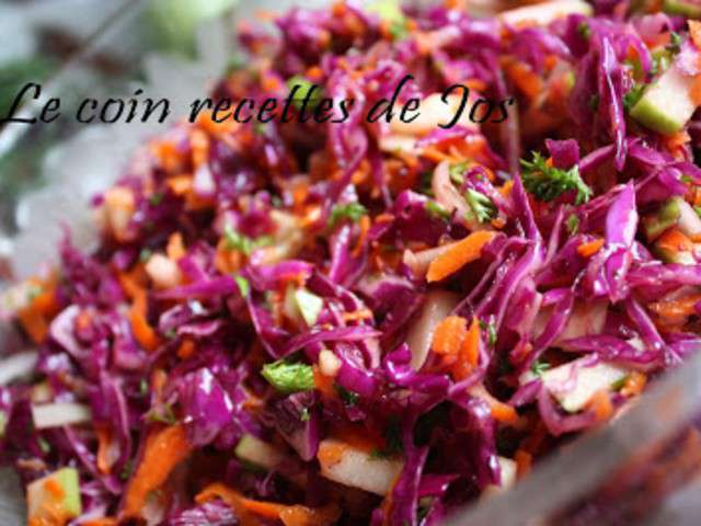 Recettes de salades et salade de chou 6 for Eliminer les vers des salades