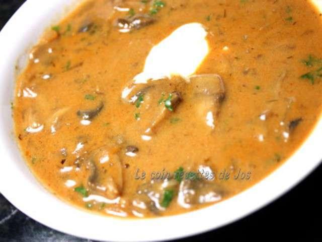 Recettes de soupe hongroise for Cuisine hongroise
