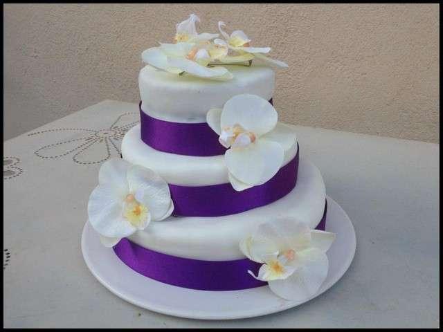 Recettes de Wedding Cake - 4