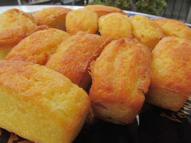 Lardons Oignon Cakes