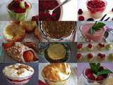 20 desserts aux fruits
