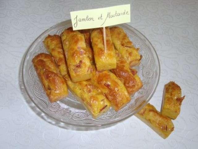 Sauce Pour Accompagner Un Cake Au Jambon Et Olives