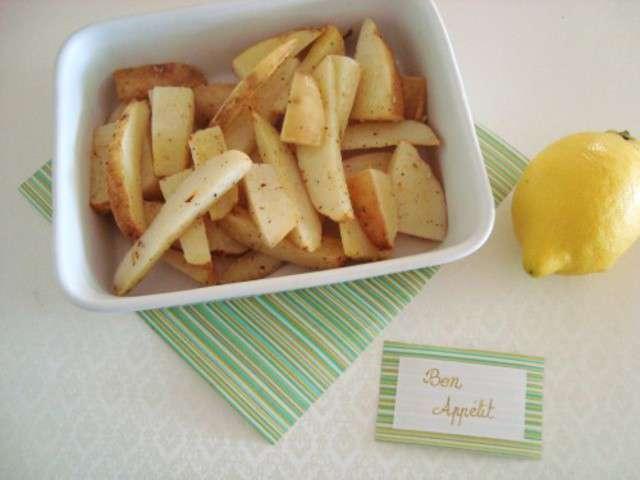 Recettes d 39 accompagnement et pomme de terre 5 - Pommes de terre a la braise ...