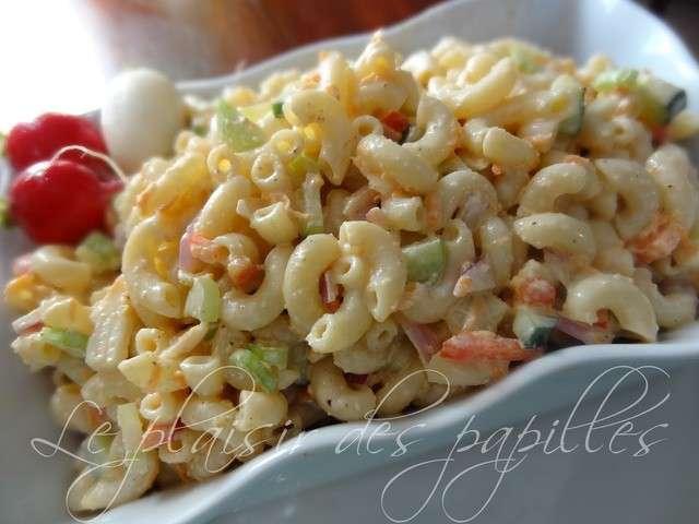 Recettes de macaroni et salades 2 for Eliminer les vers des salades