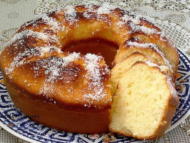 Recette De Cake Magique Au Noix Coco