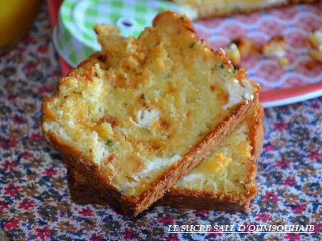 Recettes de cake sal et cuisine v g tarienne - Recette cake sale vegetarien ...