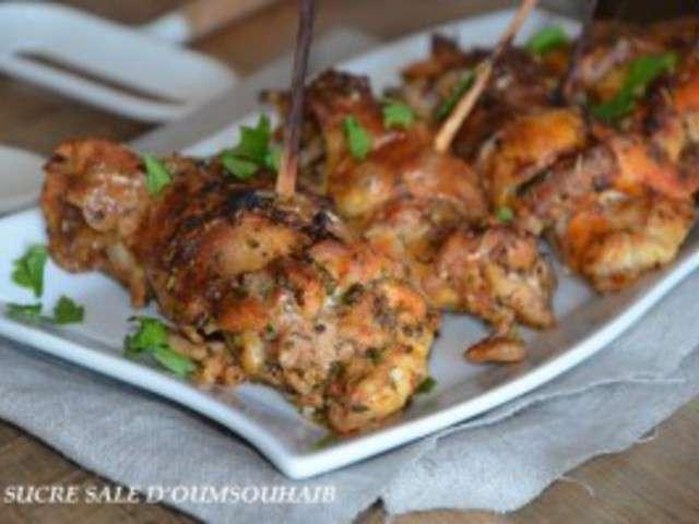Recettes de cuisse de poulet et cuisine au four - Cuisine poulet au four ...