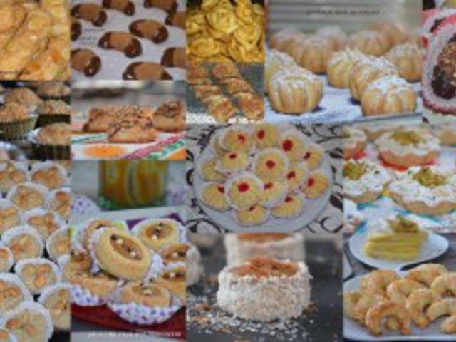 Gateaux secs algeriens pour l aid - Blog de cuisine orientale pour le ramadan ...