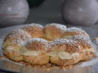 Paris-Brest de Mercotte version Conticini