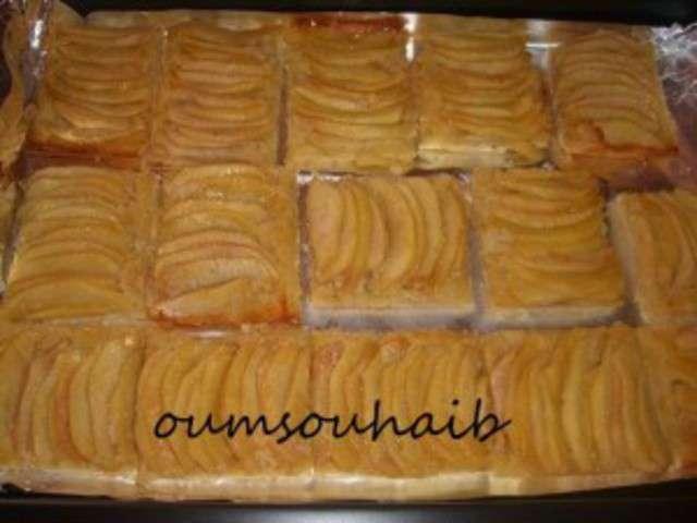 recettes de tarte aux pommes et p te sabl e. Black Bedroom Furniture Sets. Home Design Ideas