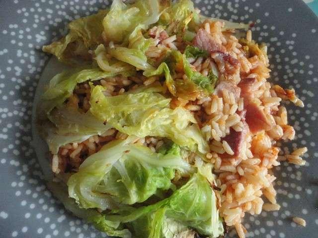 recettes de chou vert de lechaudrondetaka