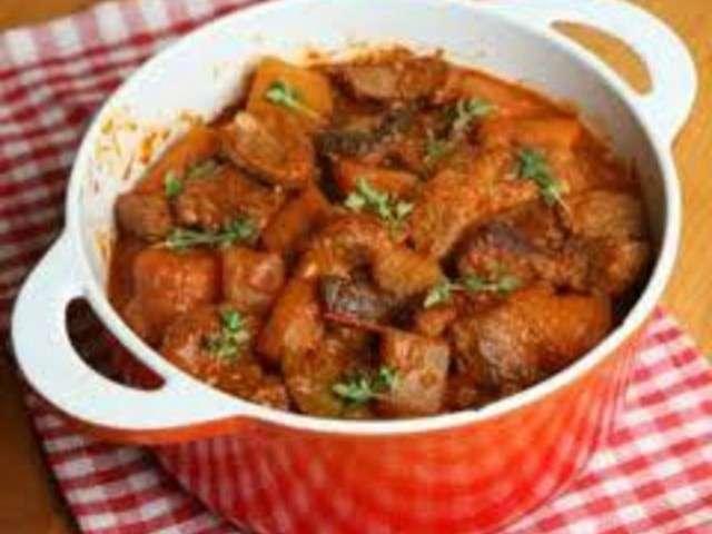 Les meilleures recettes de goulash for Cuisine hongroise