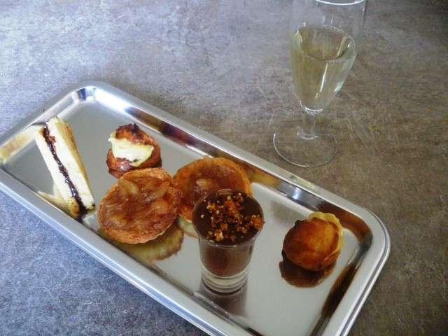 Recettes de mignardises et concours - Cuisine saint valentin ...