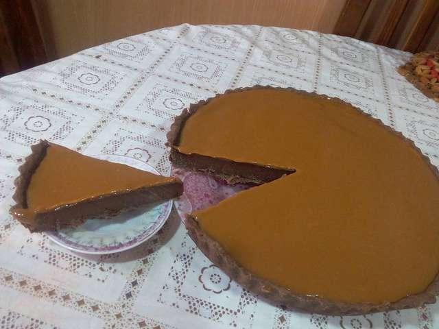 recettes de p te sabl e et tarte au chocolat. Black Bedroom Furniture Sets. Home Design Ideas