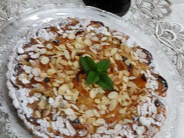 Recettes de tarte aux abricots - Recette de tarte aux abricots ...