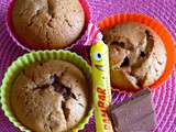 Muffins aux Carambars version Thermomix