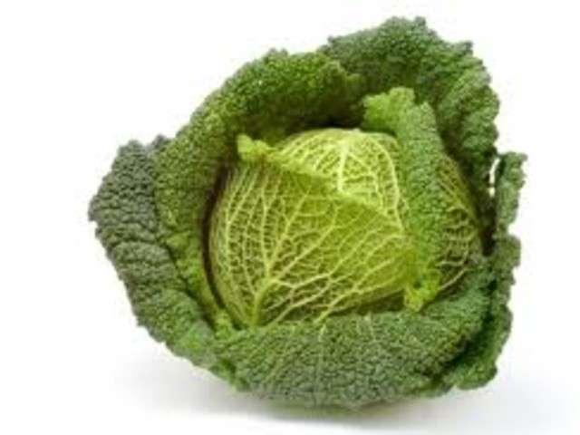Recettes de plan vegetarien - Comment cuisiner un choux vert ...