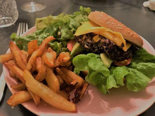 Recettes de hamburger et cuisine v g tarienne - Recette cuisine vegetarienne ...