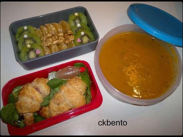 Recettes de soupe et citrouille 4 for Que manger avec des quenelles