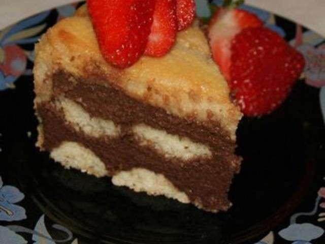 Les meilleures recettes de charlottes et charlotte au chocolat - Recette charlotte au chocolat ...