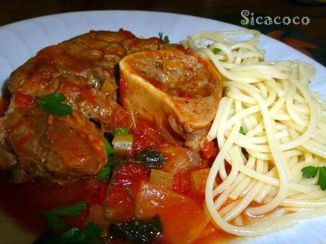 Les meilleures recettes d 39 osso bucco et orange for Osso bucco cuisine et vins de france