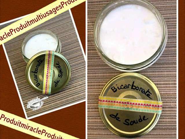 Recettes de bicarbonate - Cuisine bicarbonate de soude ...