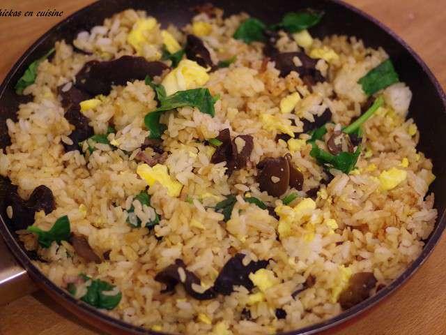 Recettes de les chickas en cuisine 4 - Peut on donner du riz cuit aux oiseaux ...