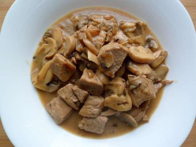 Recettes de saut de porc et miel 2 - Saute de porc cocotte minute ...