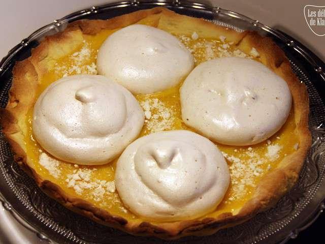 Recettes de tarte au citron 18 - Recette tarte au citron sans meringue ...