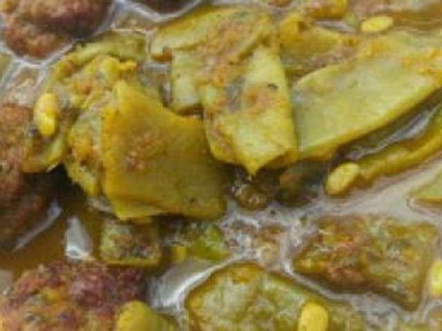 Recettes de haricots et haricots plats 4 - Cuisiner les haricots plats ...