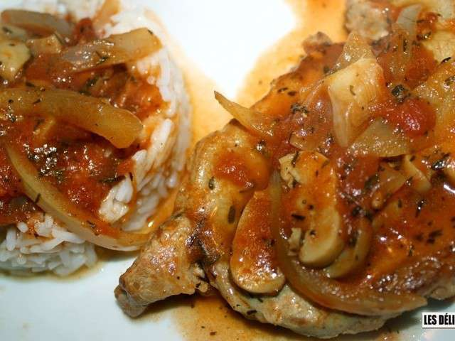 les meilleures recettes de porc et c 244 te de porc