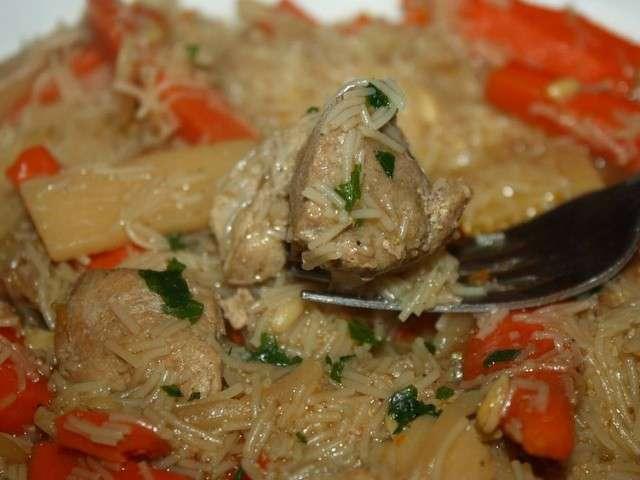 Les meilleures recettes de vermicelle et riz 3 - Cuisiner les germes de soja ...