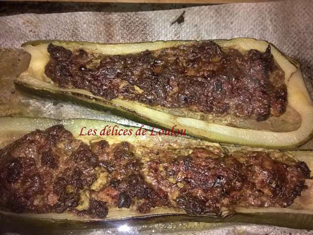 Recettes de farce et courgettes for Farcical or farcical