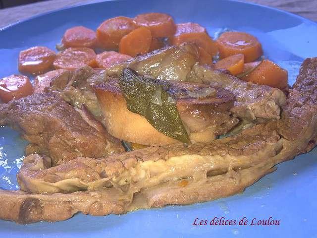 Recettes de jarret de veau - Comment cuisiner le jarret de veau ...