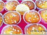 Mini-Cake au citron