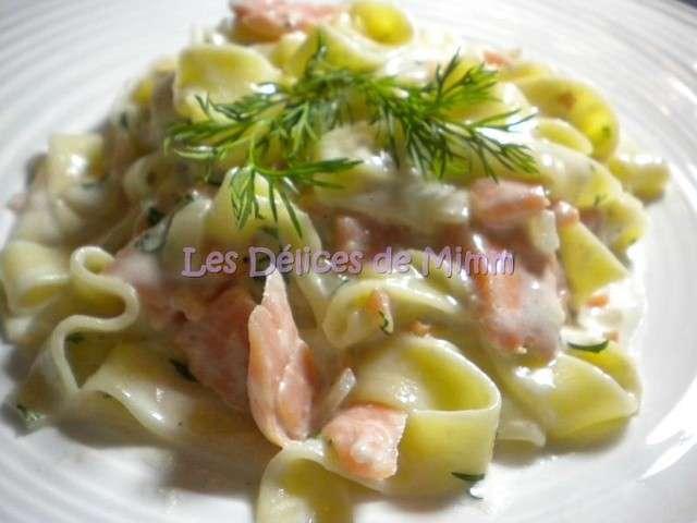 recettes de p 226 tes et saumon 16