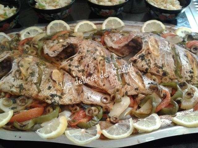 Recettes de poisson et cuisine au four 4 for Poisson cuisine