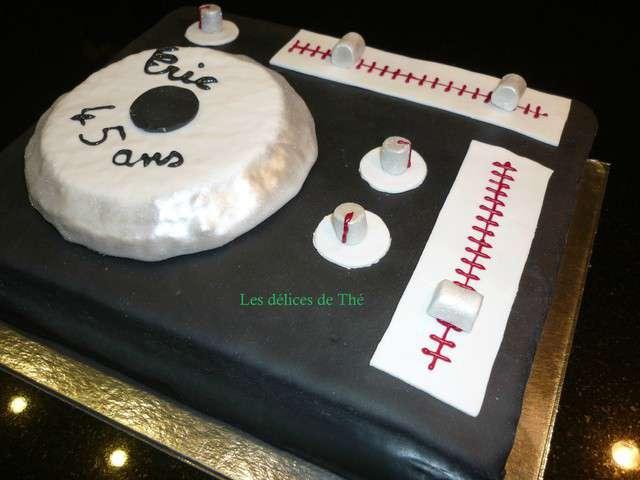 recettes de gâteau d'anniversaire de les délices de thé