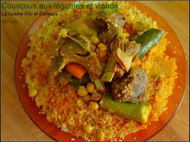 Recettes de couscous et cuisine saine 3 - Cuisine saine et simple ...