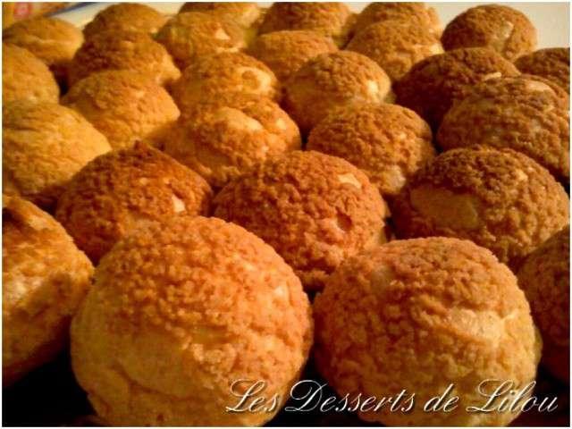 Recettes de Choux à la crème de Les Desserts de Lilou