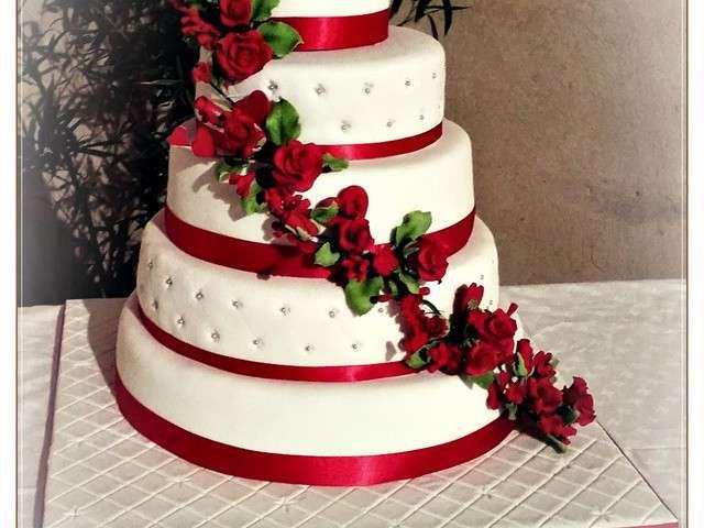 Les Meilleures Recettes de Wedding Cake - 4