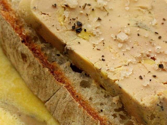 Recettes de foie gras de les douceurs de la famille praline - Temperature cuisson foie gras ...