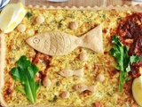 Quiche au saumon et Brocciu