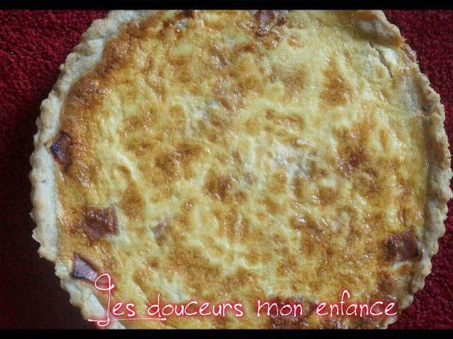 recettes de quiche lorraine 8