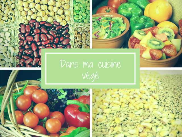 Recettes de cuisine v g tarienne de les exp riences d 39 omry - Ma cuisine vegetarienne ...